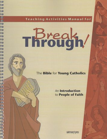 Breakthrough! 1st Edition, An Introduction to People of Faith, Teaching Activities Manual
