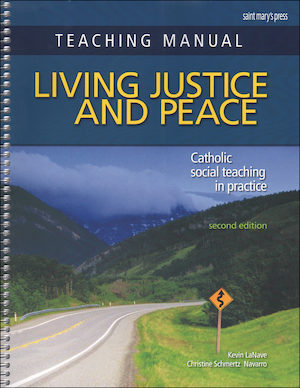 Living Justice and Peace, Teacher Manual