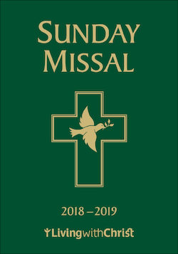 Living With Christ Sunday Missal 2018-2019