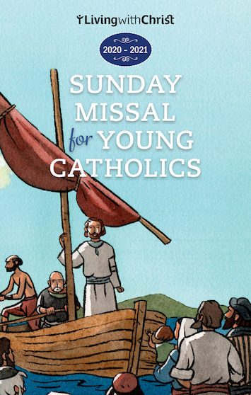 Living with Christ Sunday Missal For Young Catholics 2020-2021