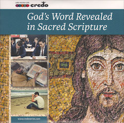 God's Word Revealed in Sacred Scripture, Music CD