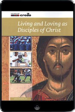 Living And Loving As Disciples Of Christ, 2nd Ed. ebook (1 Year Access), Student Text
