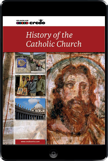 The Credo Series: The History Of The Catholic Church, ebook (1 Year Access), Student Text