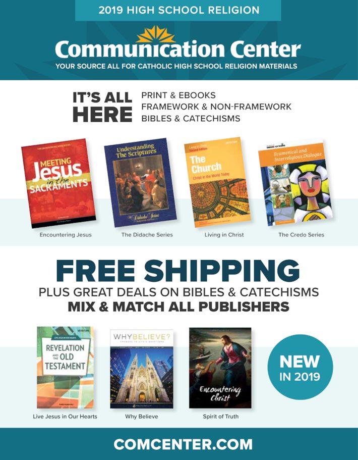 Request a Catalog     Communication Center - Catholic