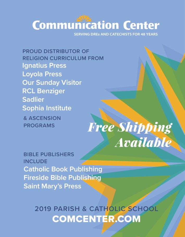 Request a Catalog | | Communication Center - Catholic Religious